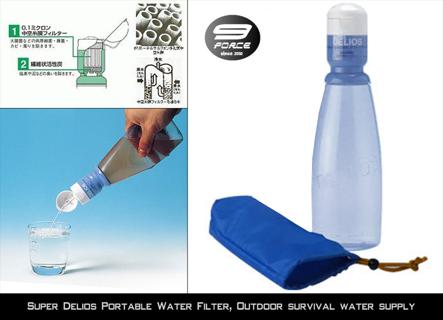 Super-Delios-Portable-Water-Filter